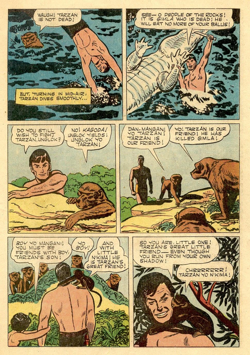 Tarzan (1948) issue 62 - Page 26