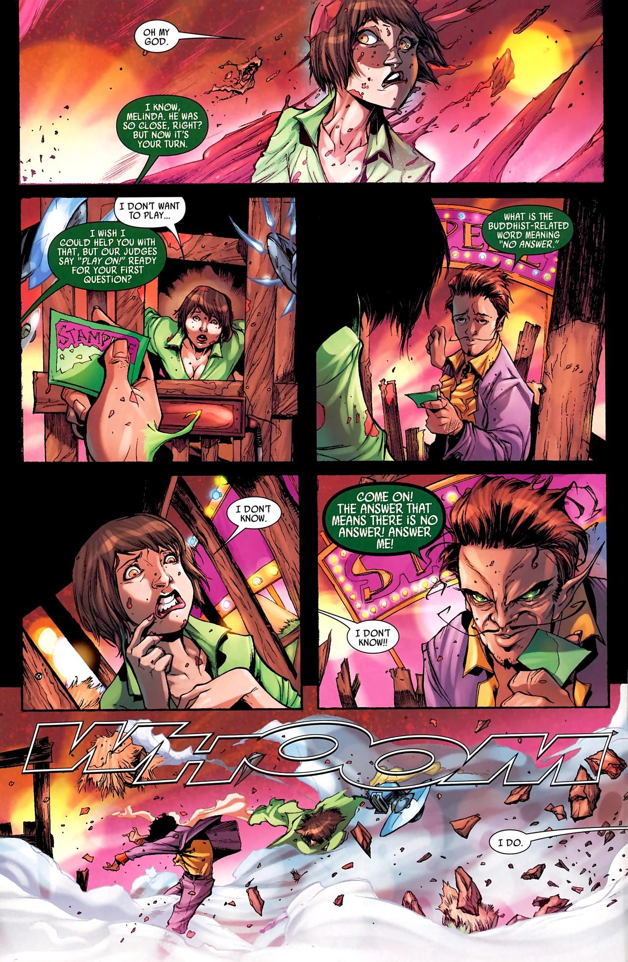 Read online Skrull Kill Krew (2009) comic -  Issue #4 - 6