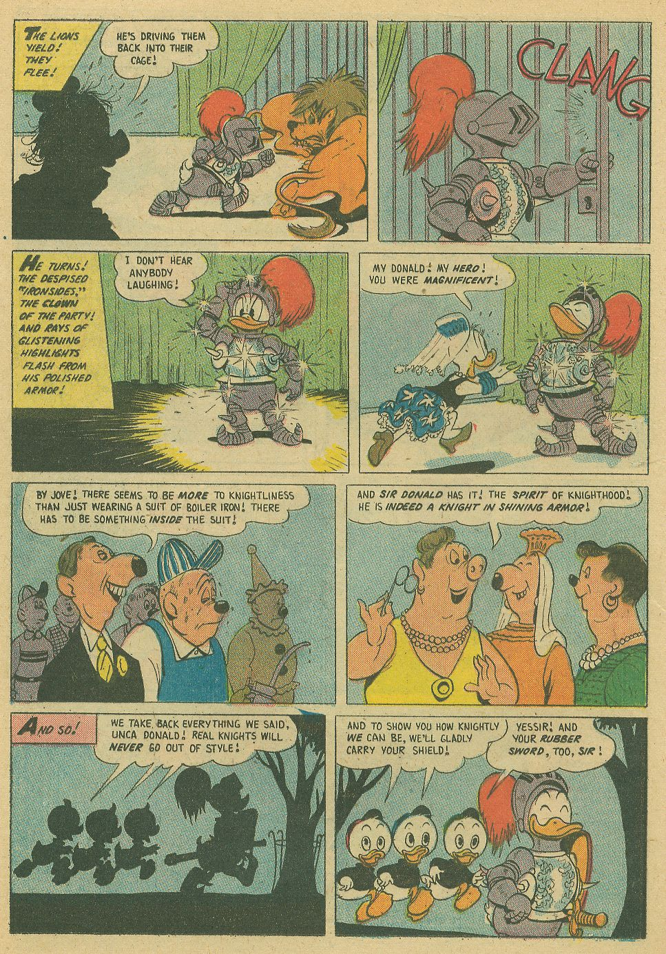 Walt Disney's Comics and Stories issue 198 - Page 12