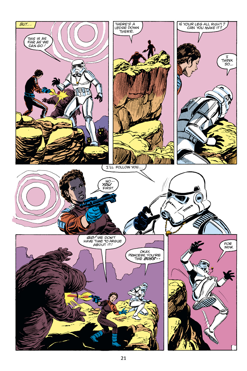 Read online Star Wars Omnibus comic -  Issue # Vol. 21 - 20