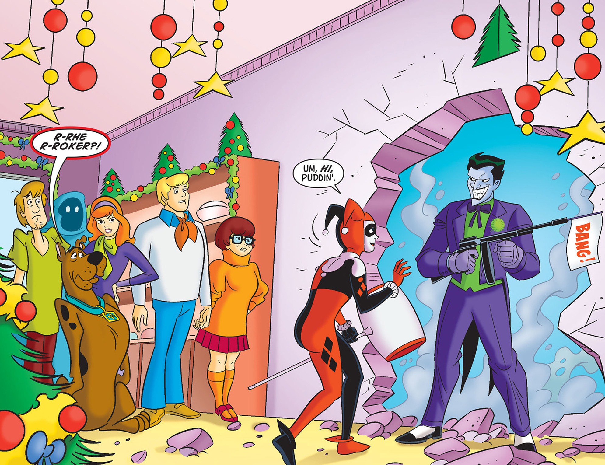 Read online Scooby-Doo! Team-Up comic -  Issue #42 - 4