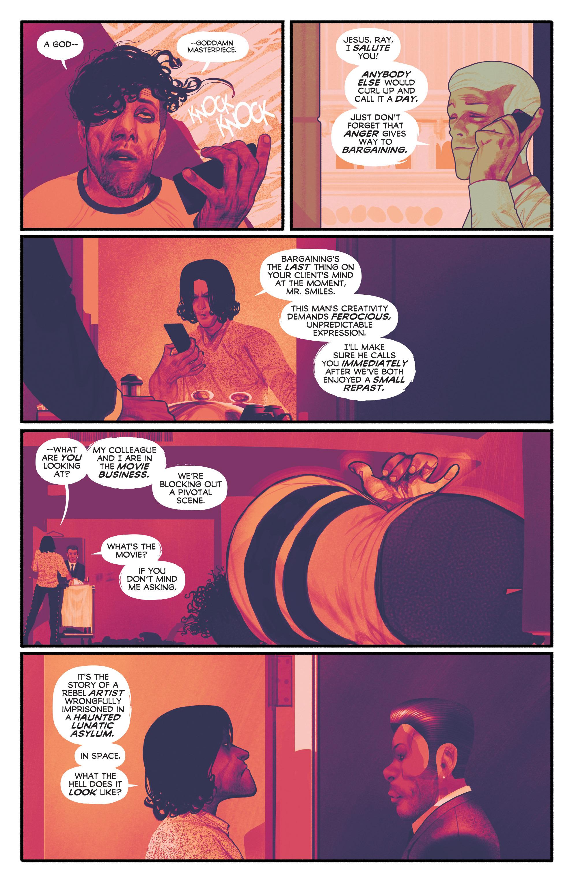 Read online Annihilator comic -  Issue #3 - 13