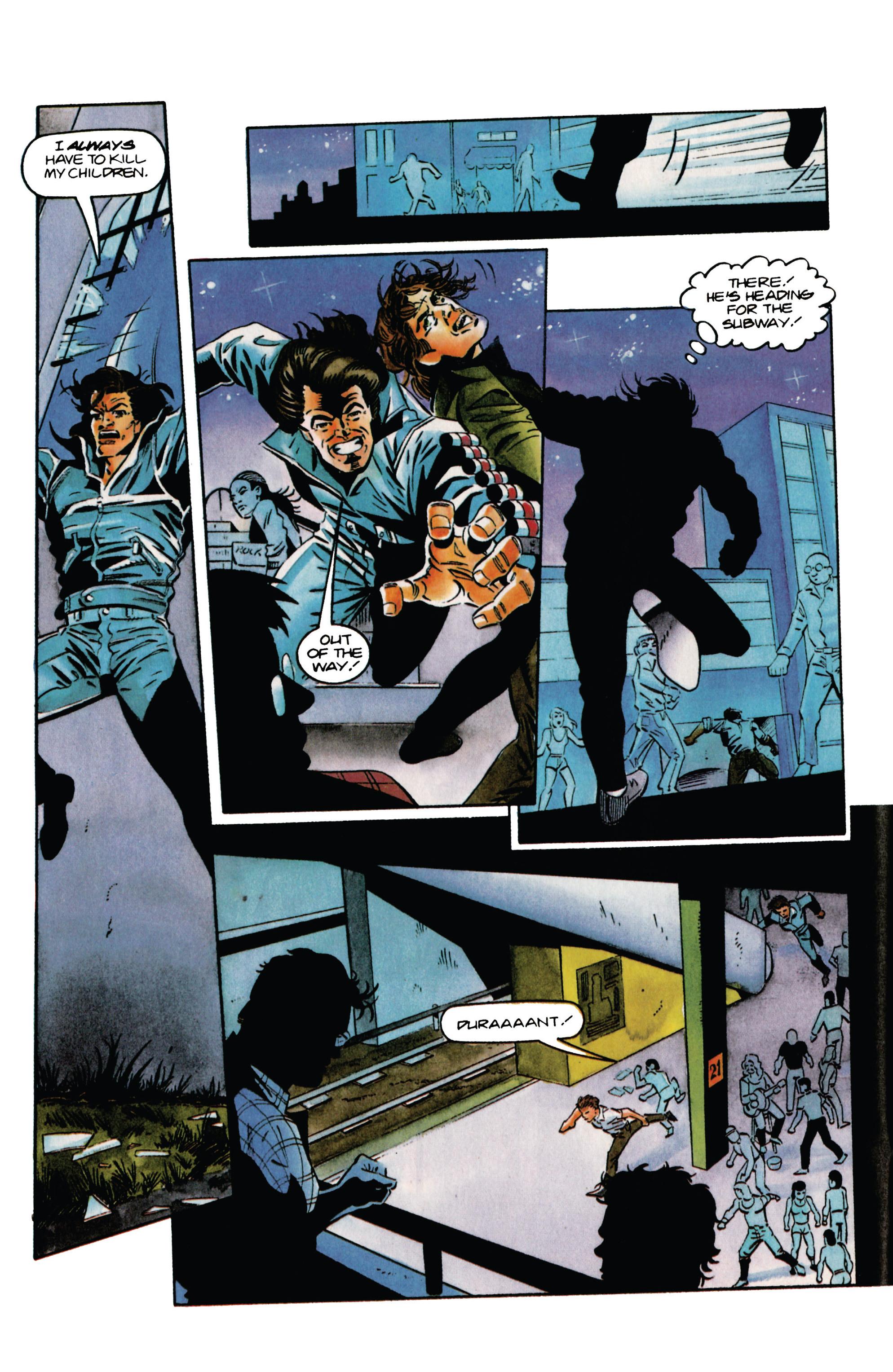 Read online Eternal Warrior (1992) comic -  Issue #34 - 17