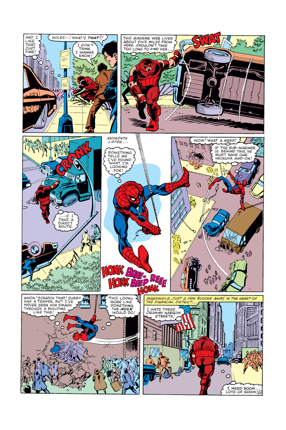The Amazing Spider-Man (1963) 229 Page 10
