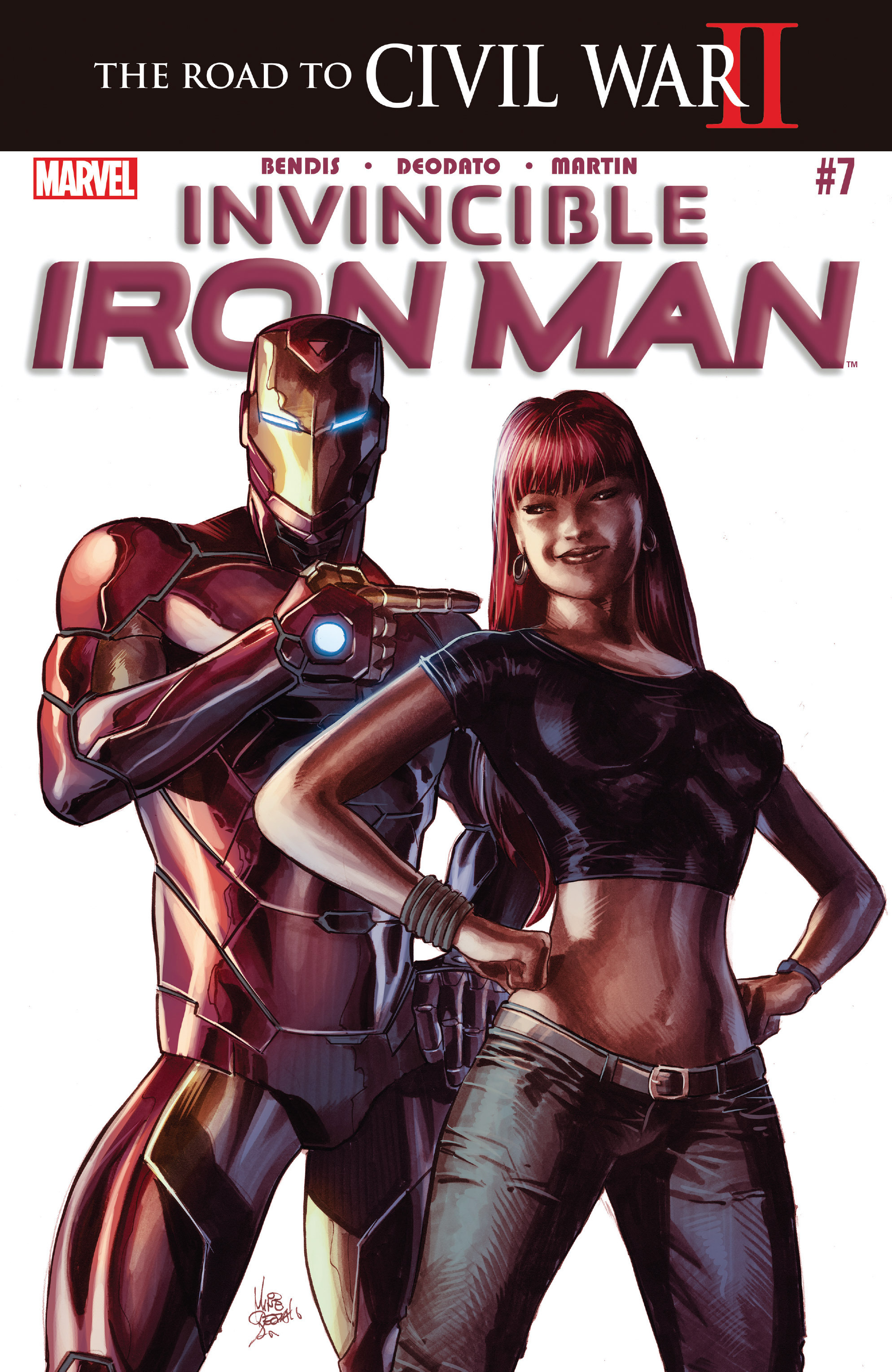 Read online True Believers: Invincible Iron Man-The War Machines comic -  Issue # Full - 25