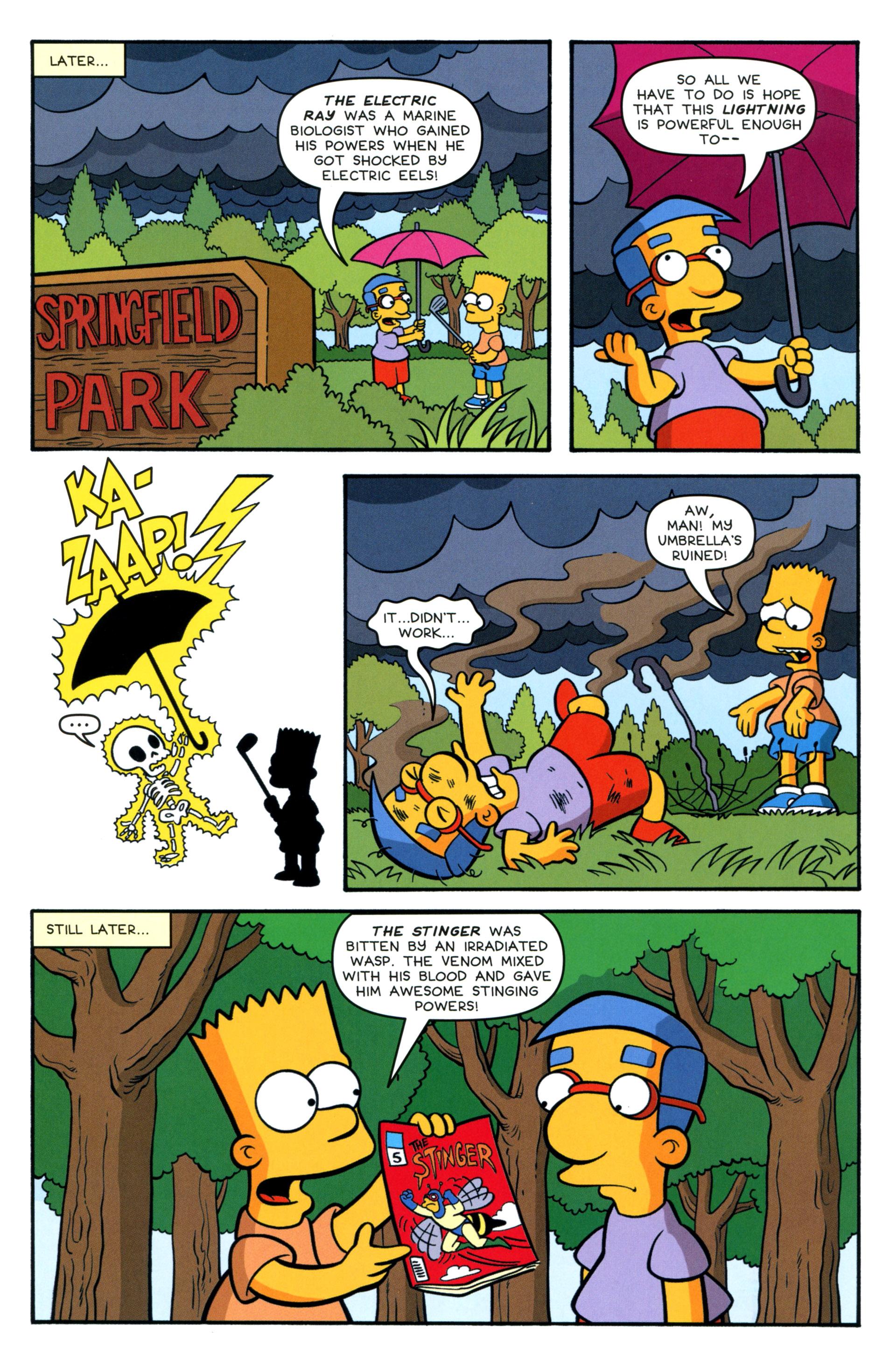 Read online Simpsons Comics Presents Bart Simpson comic -  Issue #86 - 22