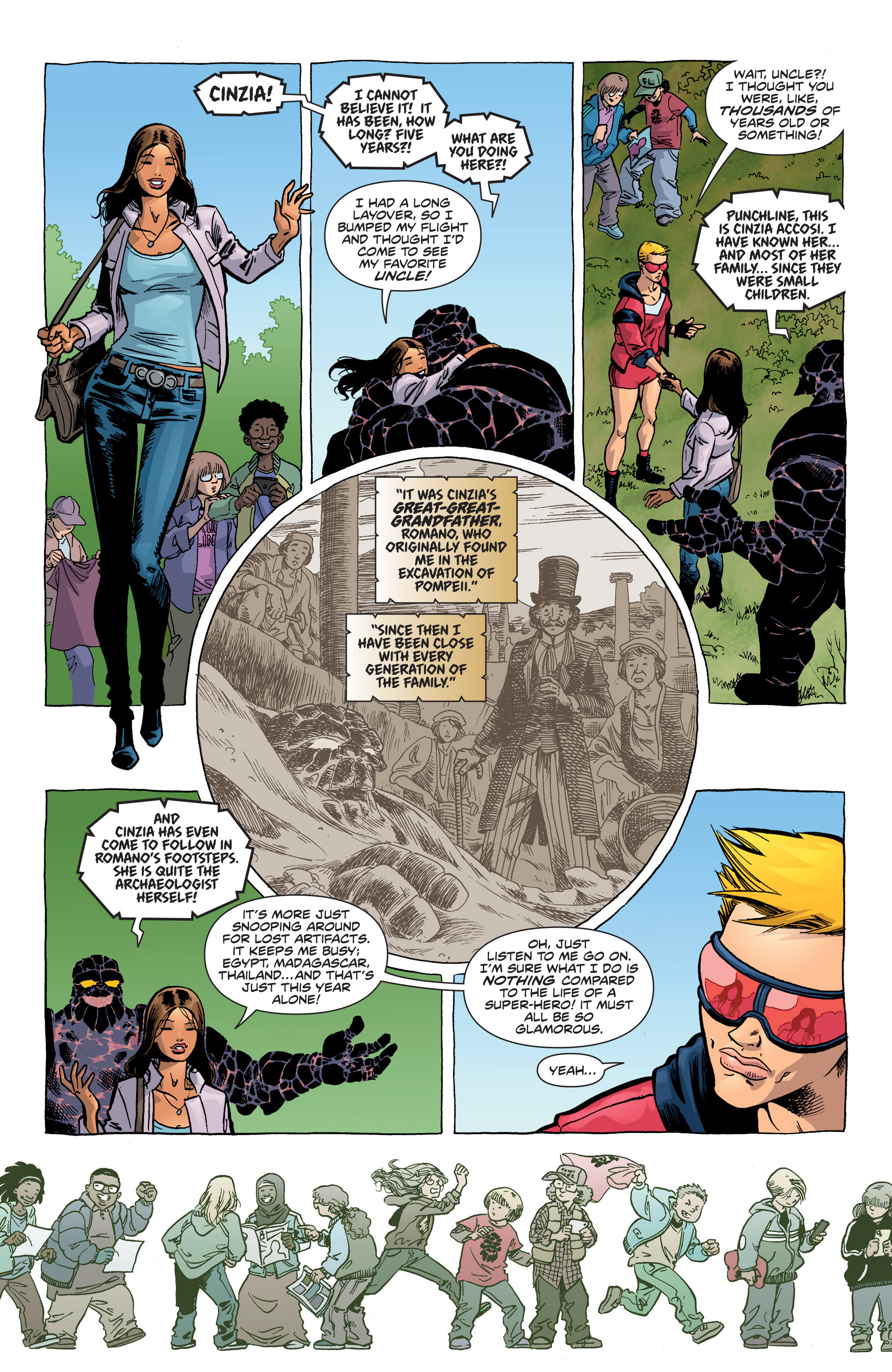 Read online Secret Identities comic -  Issue # _TPB - 79