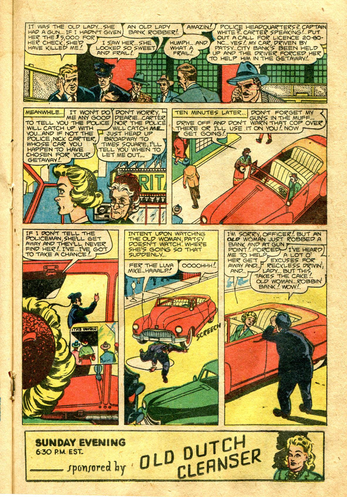 Read online Shadow Comics comic -  Issue #99 - 31
