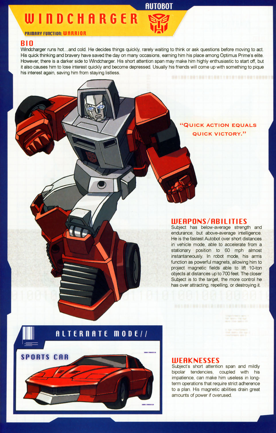 Read online Transformers: More than Meets the Eye comic -  Issue #7 - 48