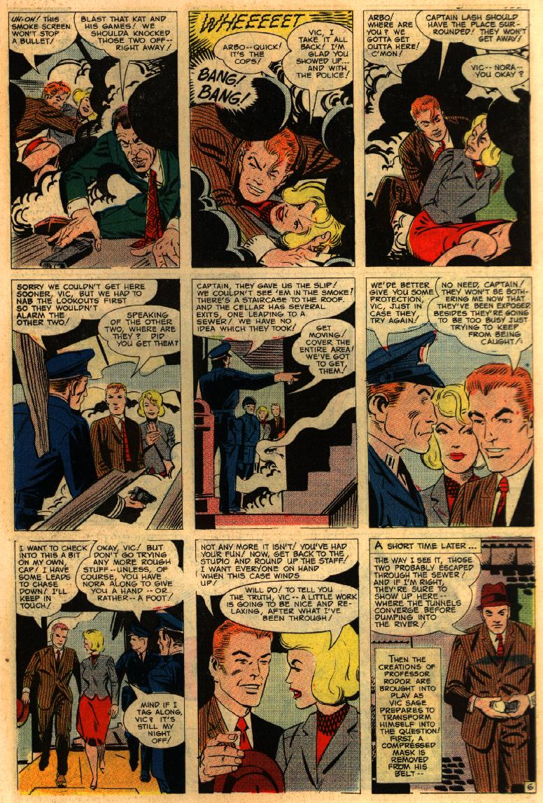 Blue Beetle (1967) issue 4 - Page 31