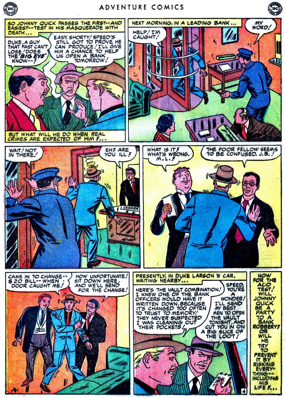 Read online Adventure Comics (1938) comic -  Issue #163 - 28