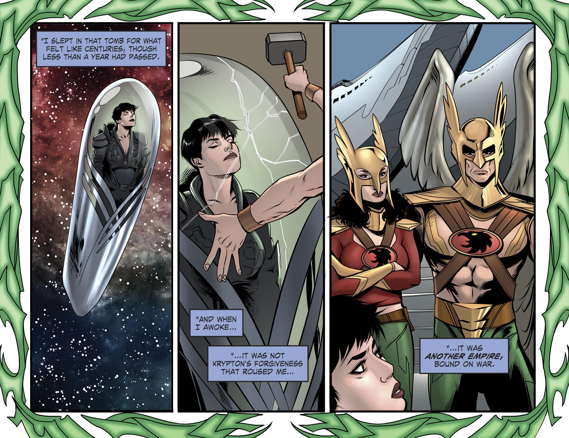 Read online DC Comics: Bombshells comic -  Issue #94 - 12