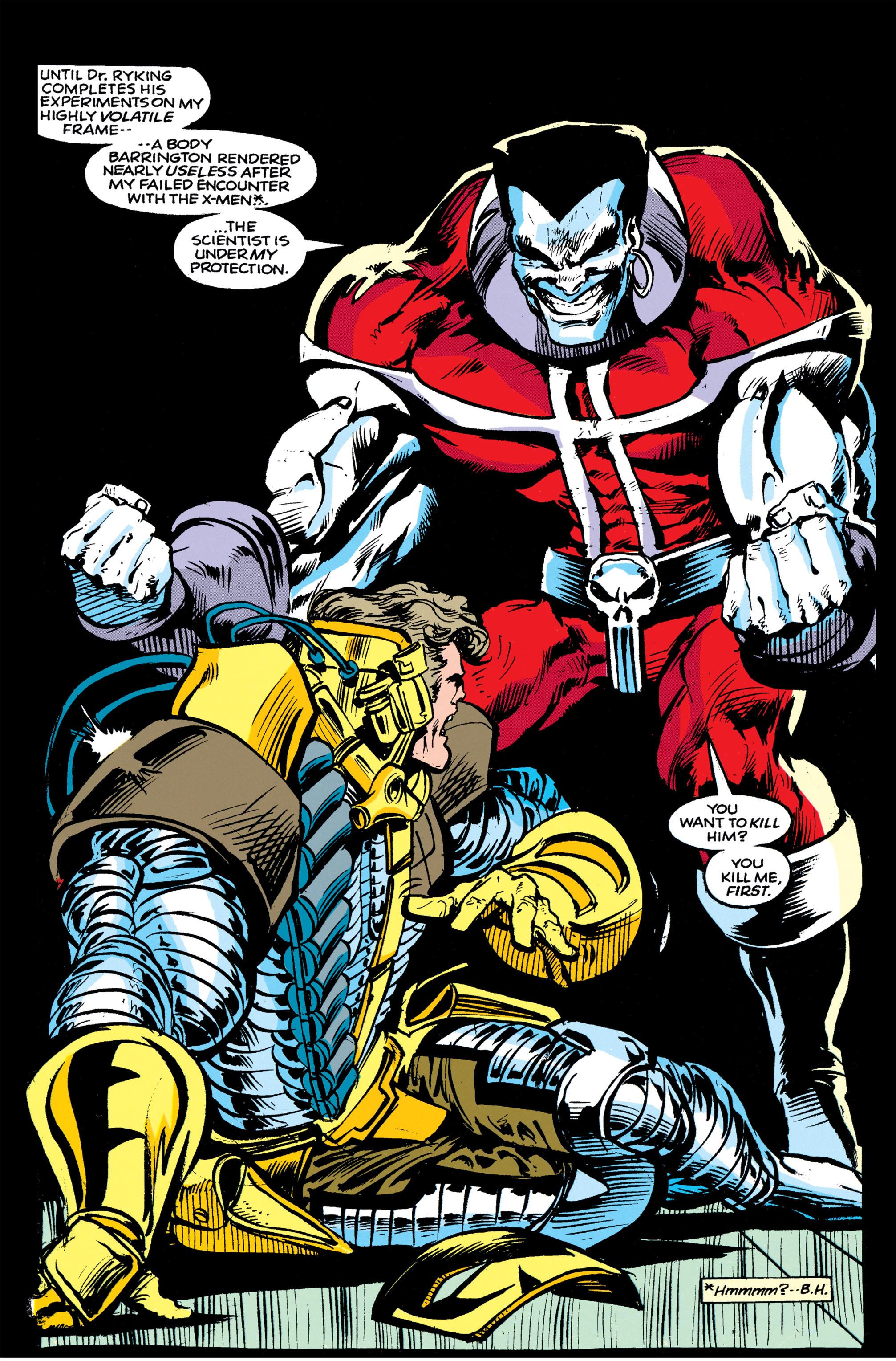 X-Men (1991) 10 Page 22