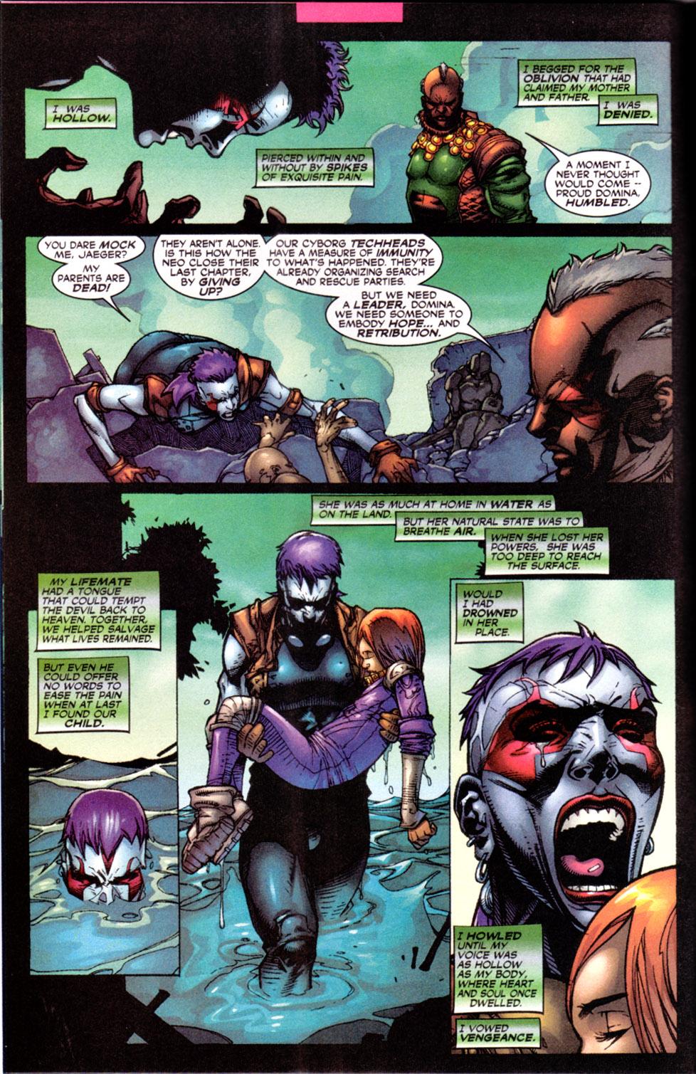 X-Men (1991) 106 Page 4