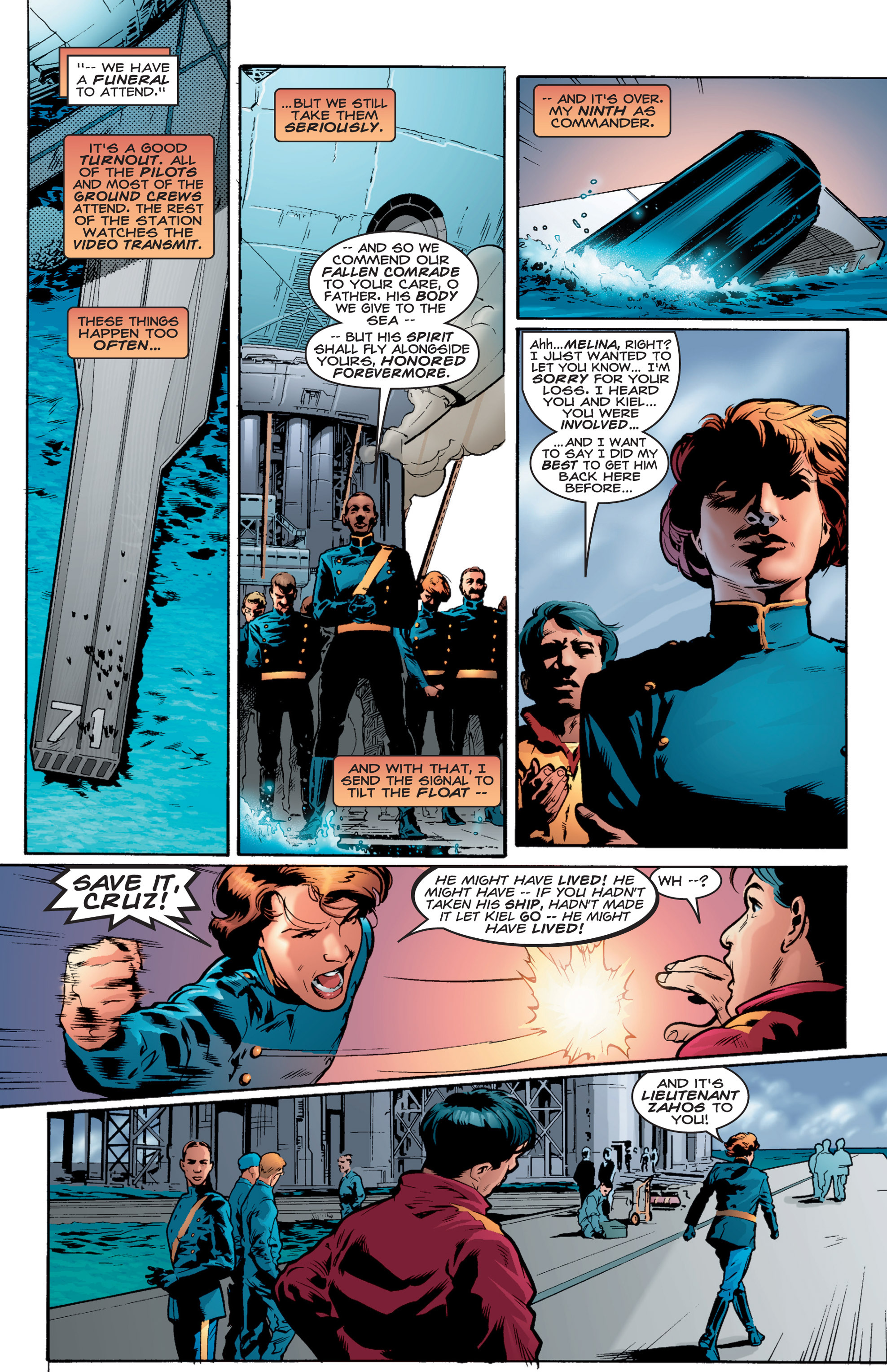 Read online Shockrockets comic -  Issue # TPB - 37