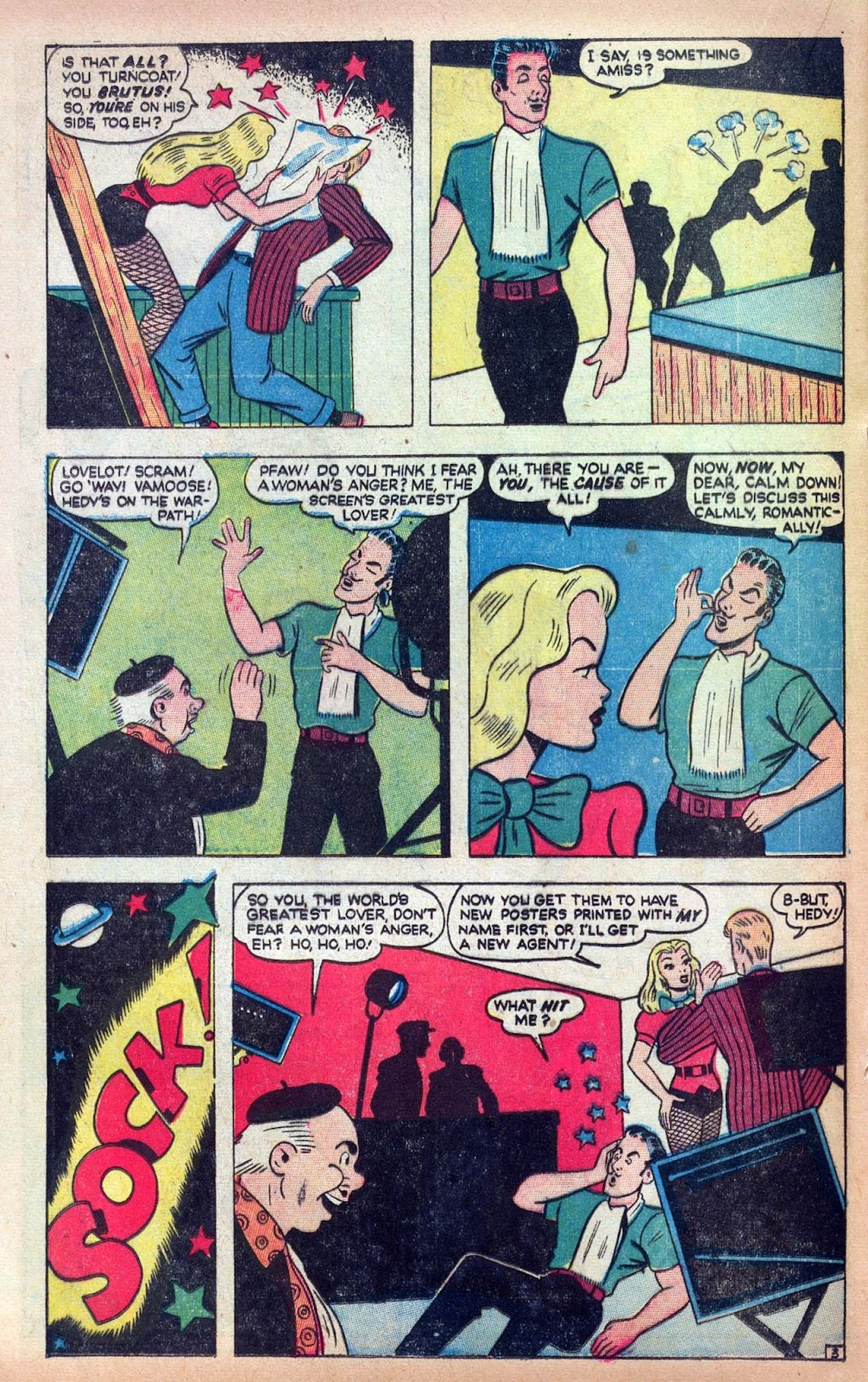Read online Millie the Model comic -  Issue #13 - 28