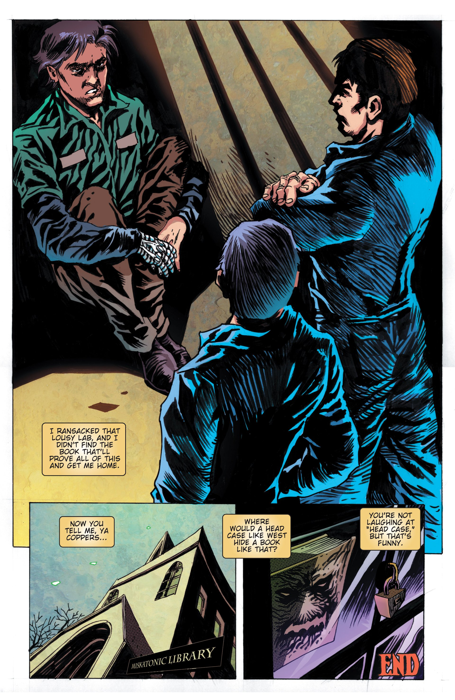 Read online Army of Darkness/Reanimator comic -  Issue #Army of Darkness/Reanimator Full - 33