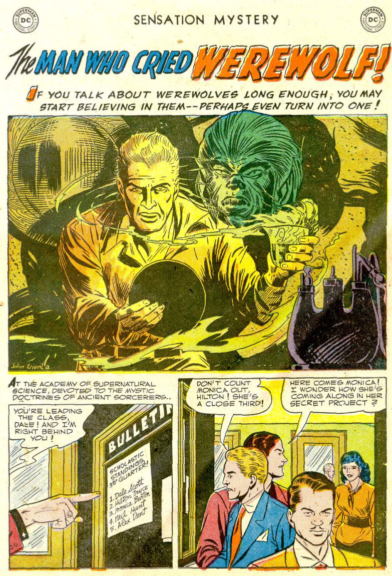 Read online Sensation (Mystery) Comics comic -  Issue #112 - 15