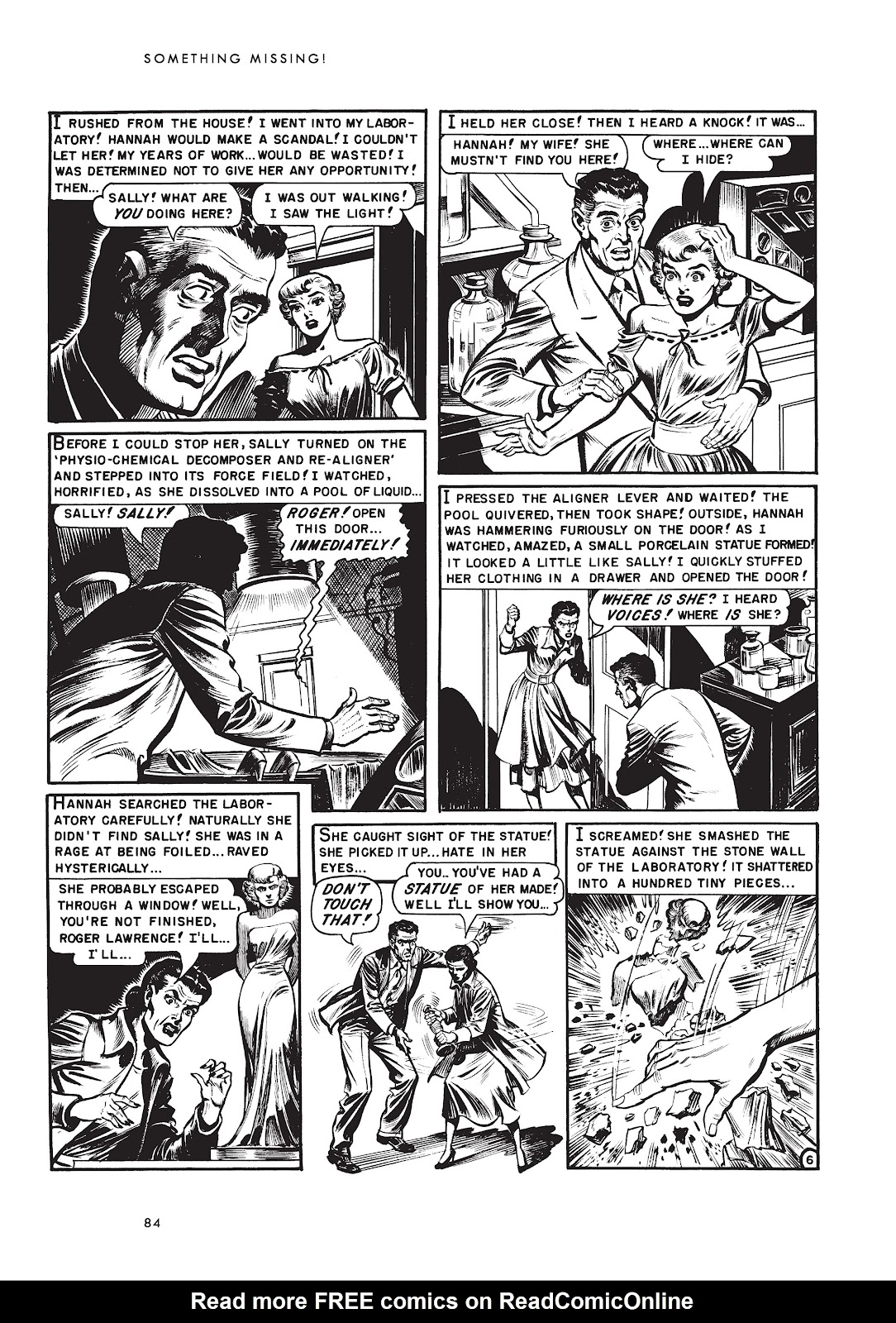 Read online The Martian Monster and Other Stories comic -  Issue # TPB (Part 1) - 99