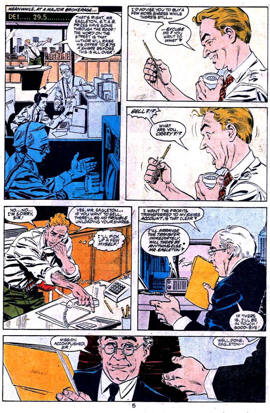 Read online Adventures of Superman (1987) comic -  Issue #454 - 20
