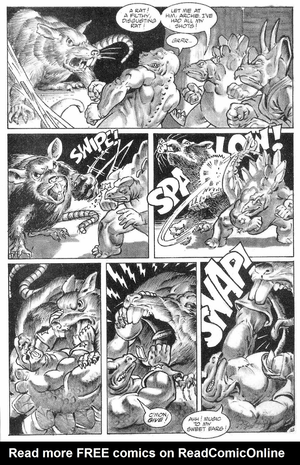 Dinosaurs For Hire (1988) issue 6 - Page 18