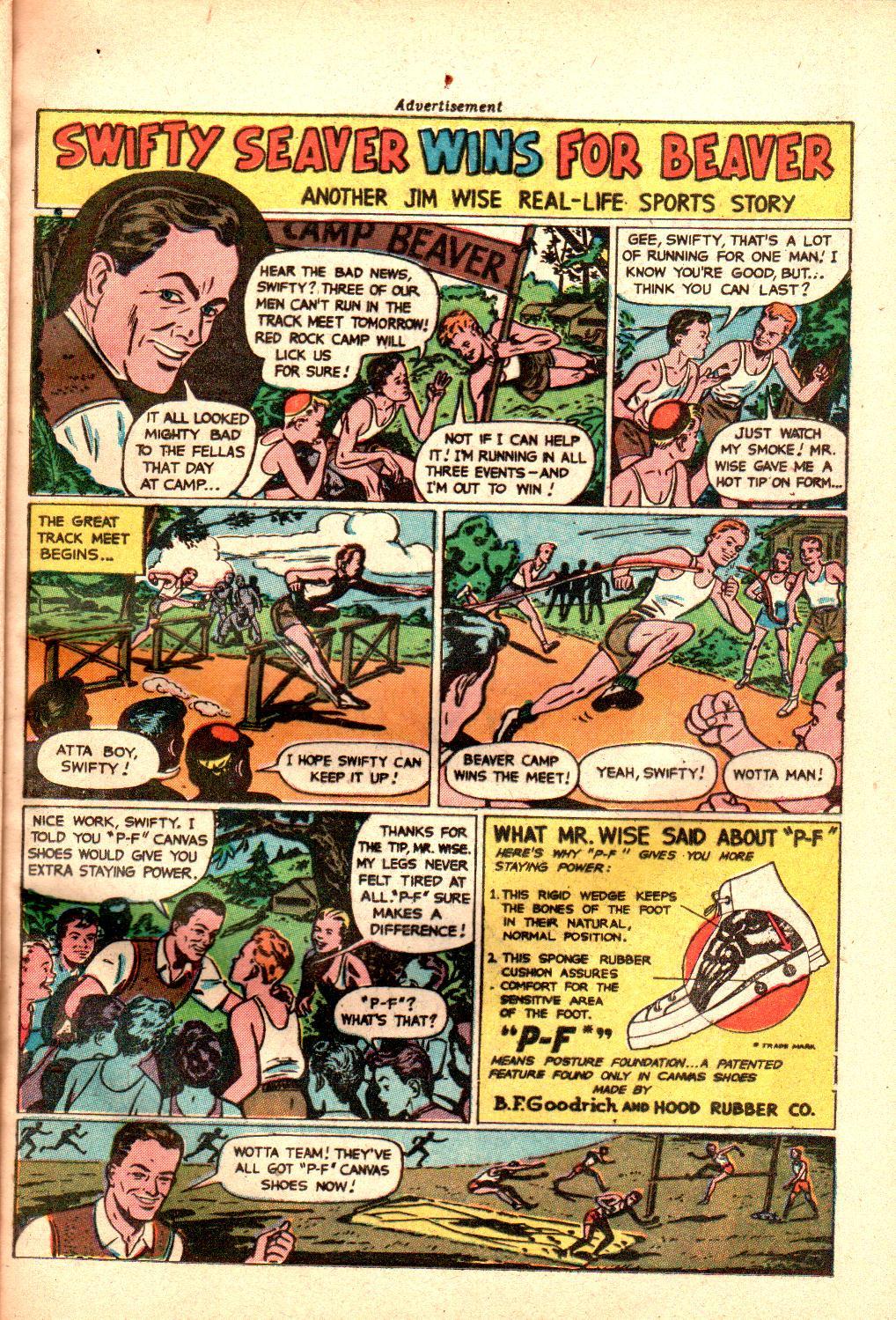 Comic Cavalcade issue 21 - Page 19