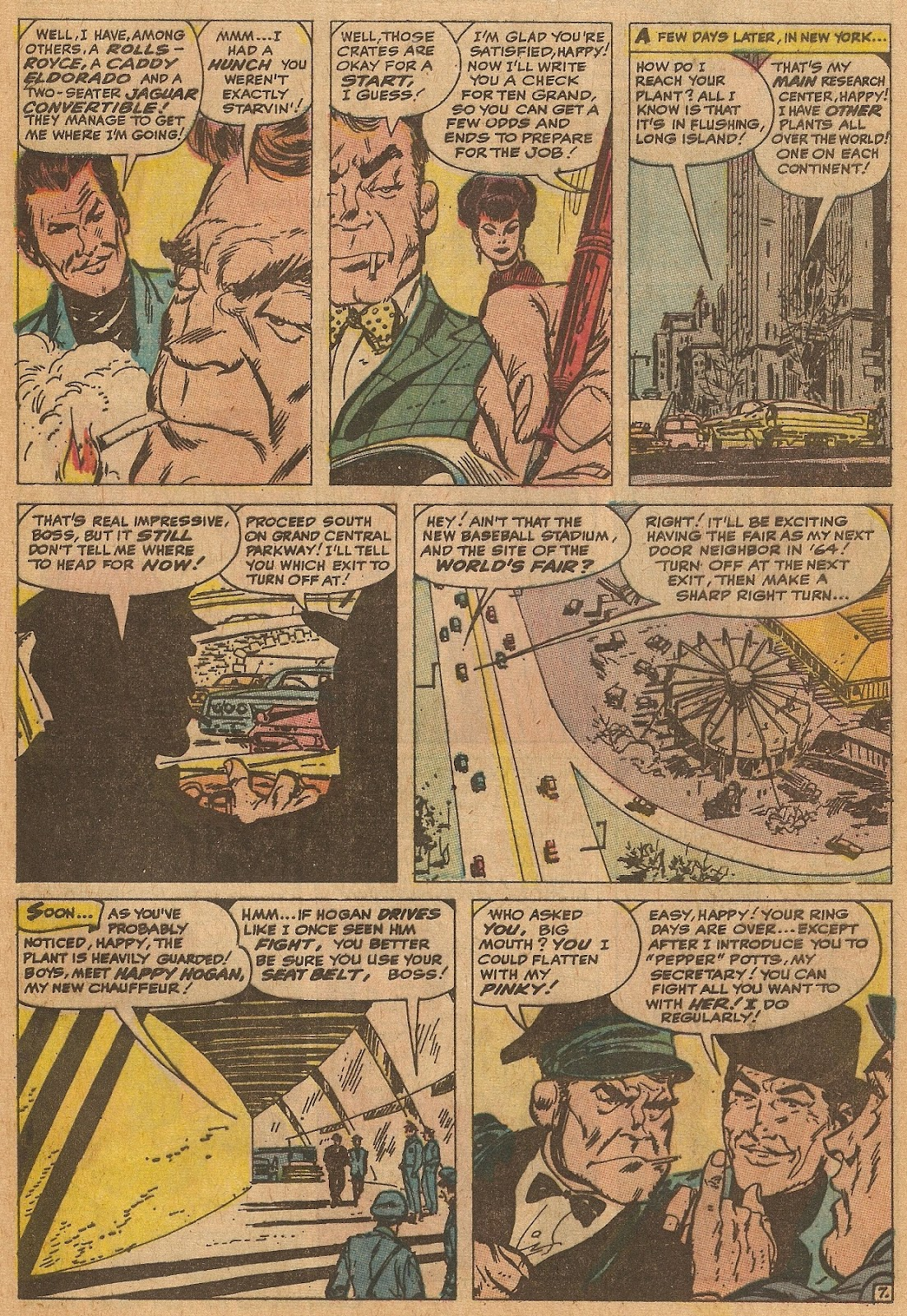 Marvel Collectors' Item Classics issue 8 - Page 33