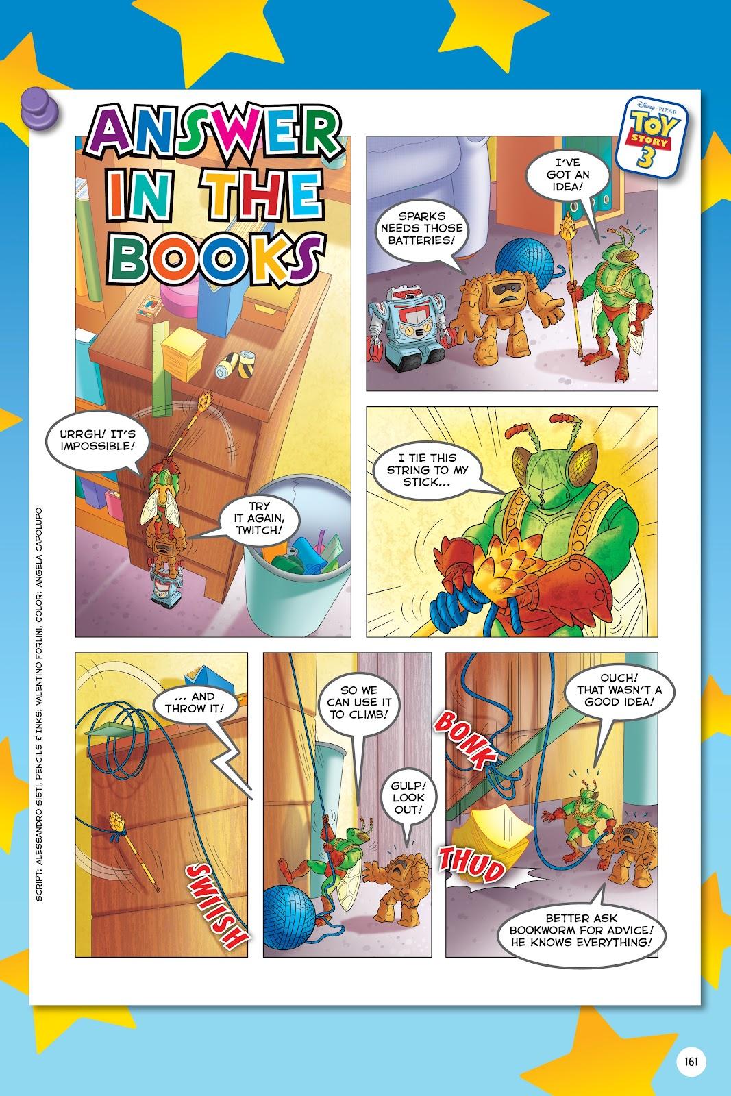 Read online DISNEY·PIXAR Toy Story Adventures comic -  Issue # TPB 1 (Part 2) - 61