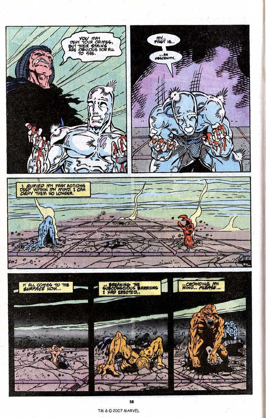 Read online Silver Surfer (1987) comic -  Issue # _Annual 3 - 60