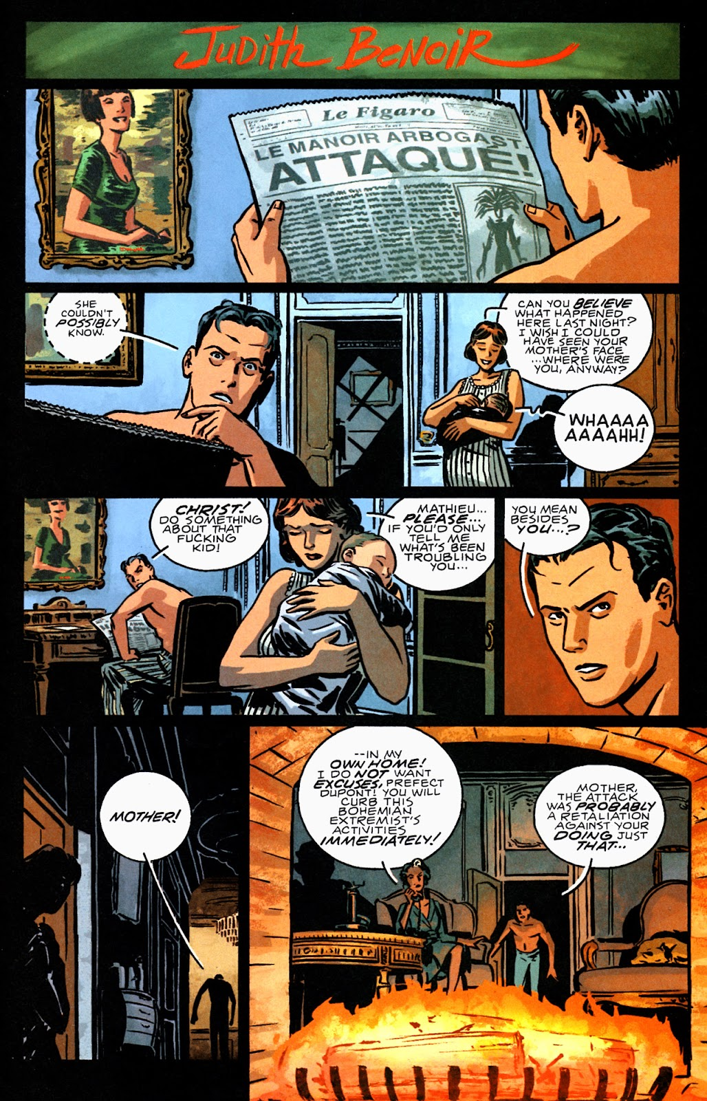 Read online Beware The Creeper (2003) comic -  Issue #2 - 19
