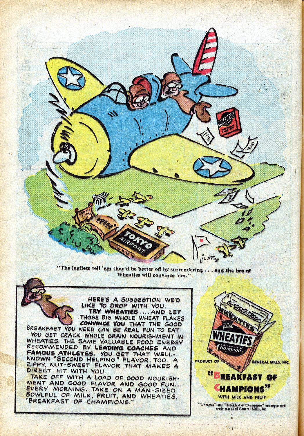Read online Wonder Woman (1942) comic -  Issue #10 - 17