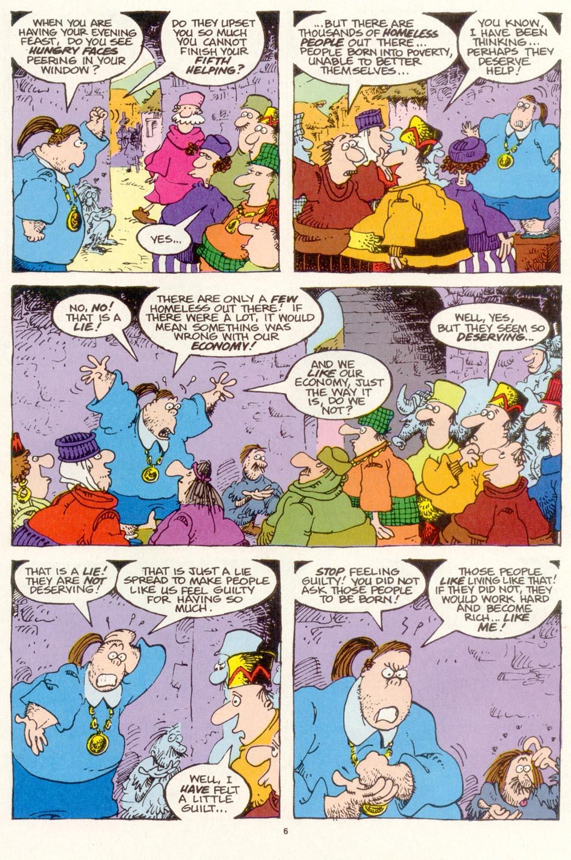 Read online Sergio Aragonés Groo the Wanderer comic -  Issue #118 - 8