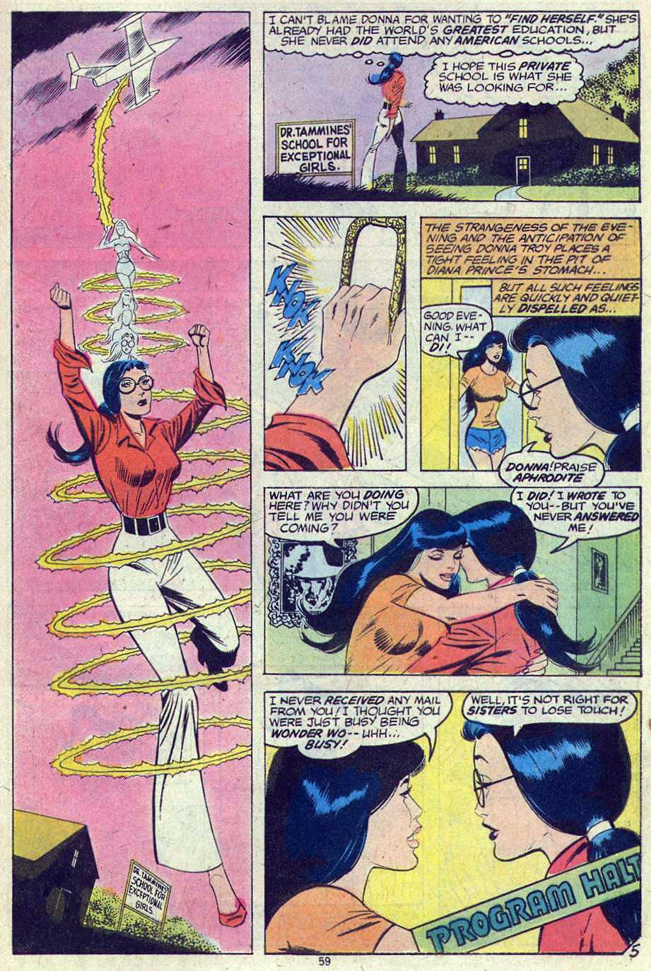 Read online Adventure Comics (1938) comic -  Issue #461 - 59