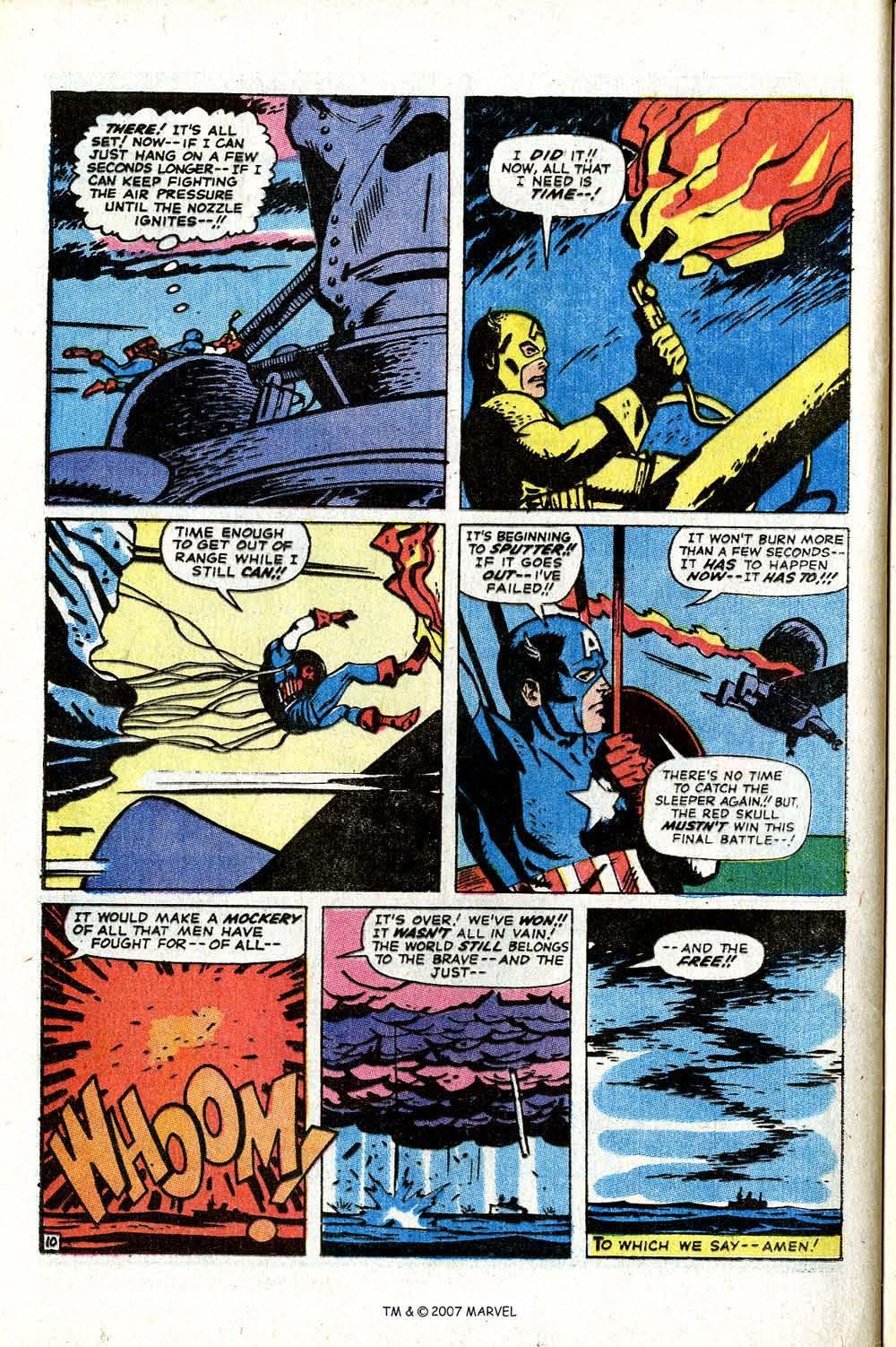 Read online Captain America (1968) comic -  Issue # _Annual 2 - 40