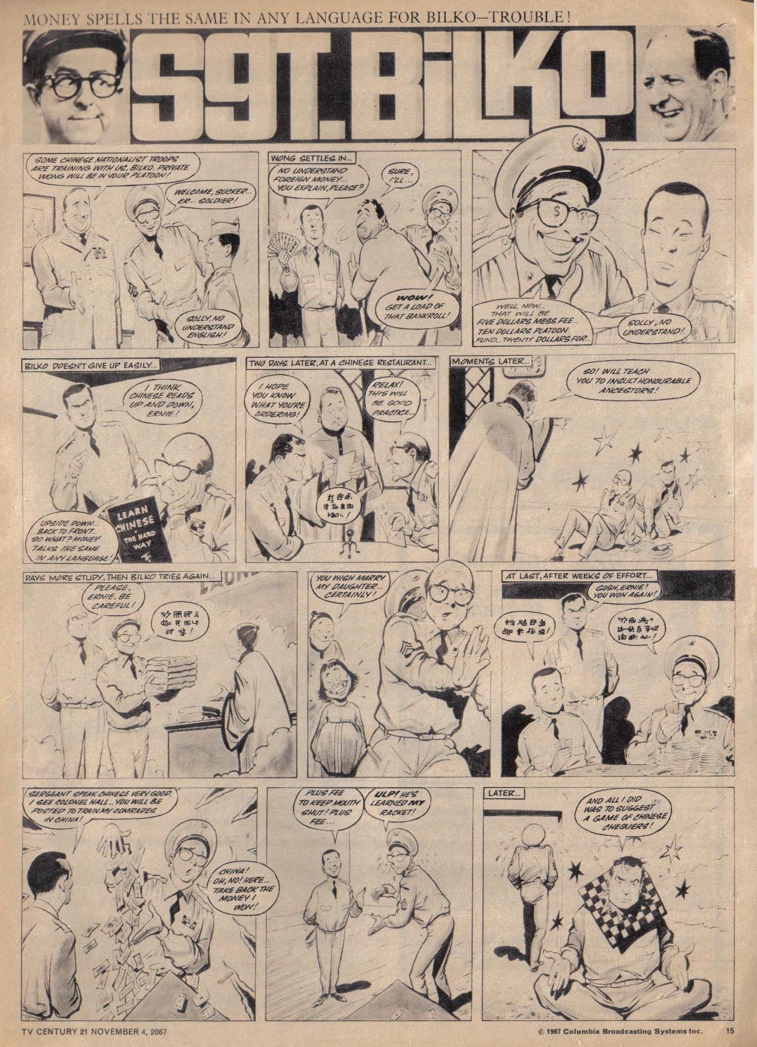 Read online TV Century 21 (TV 21) comic -  Issue #146 - 14