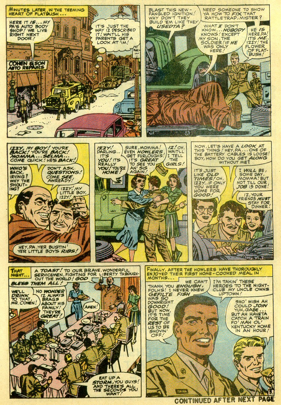 Read online Sgt. Fury comic -  Issue #82 - 5