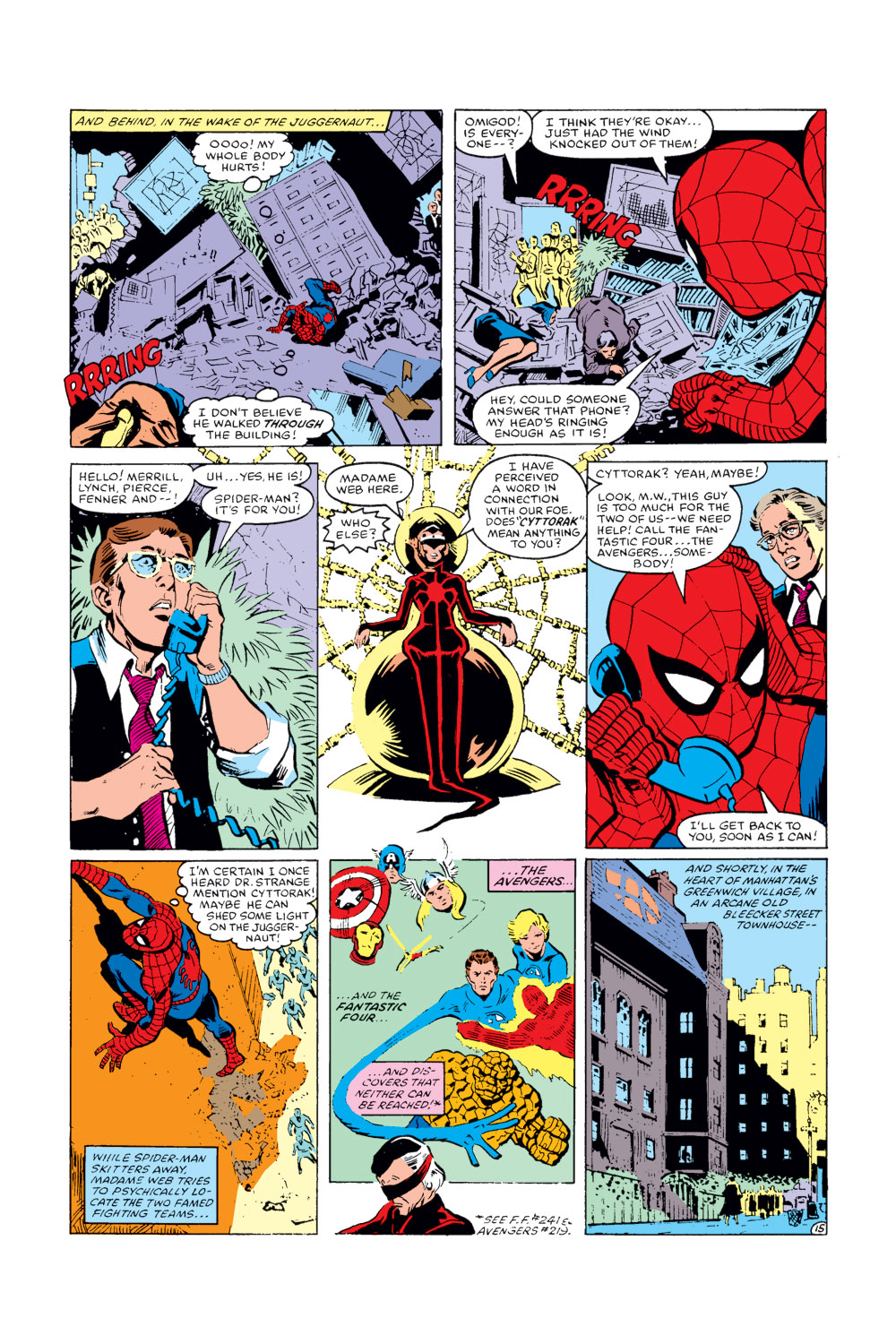 The Amazing Spider-Man (1963) 229 Page 15