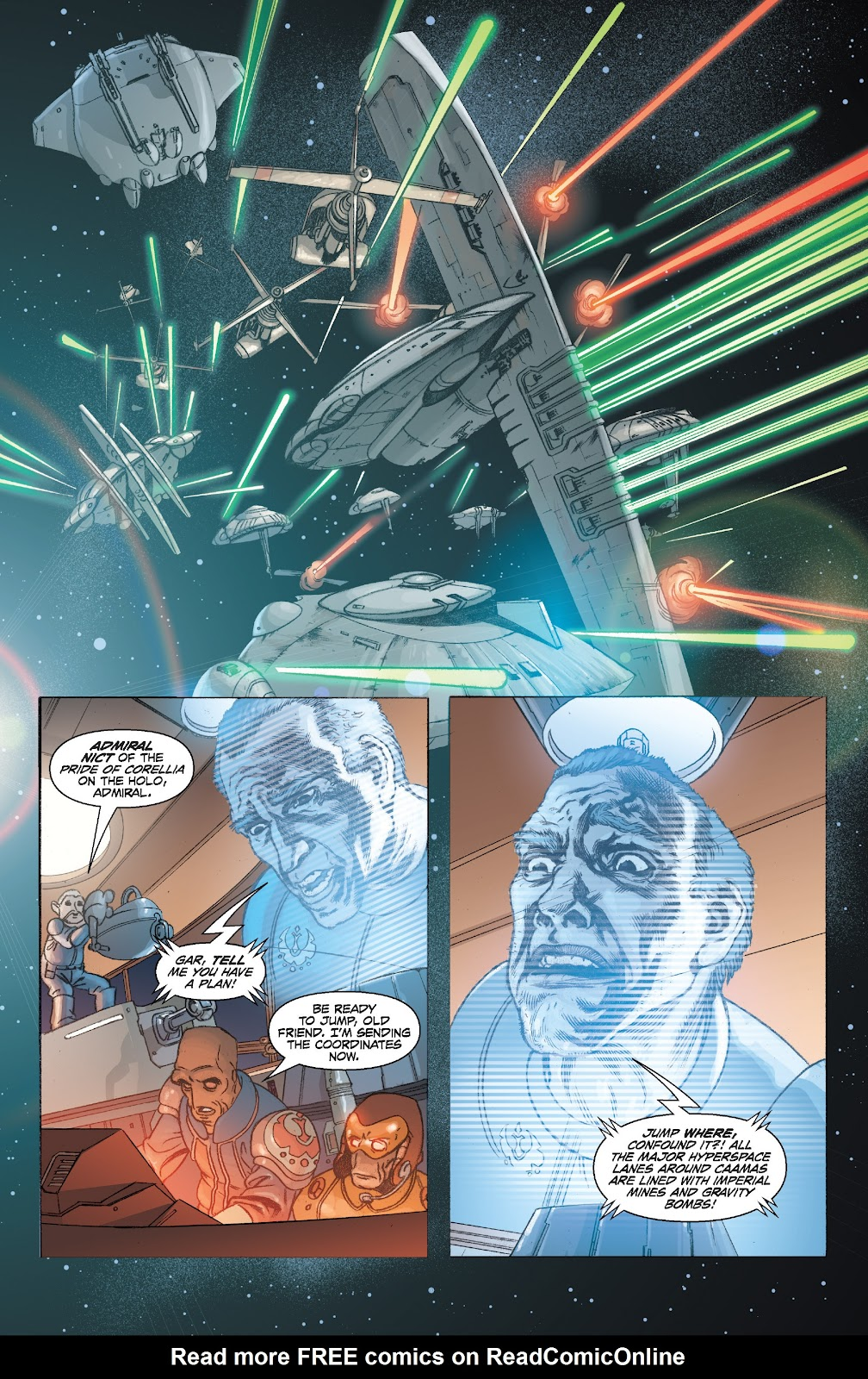 Read online Star Wars Legends: Legacy - Epic Collection comic -  Issue # TPB 2 (Part 1) - 33