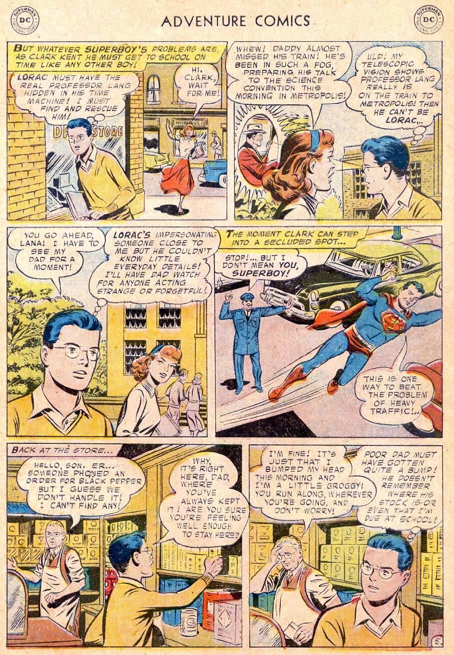 Read online Adventure Comics (1938) comic -  Issue #250 - 7