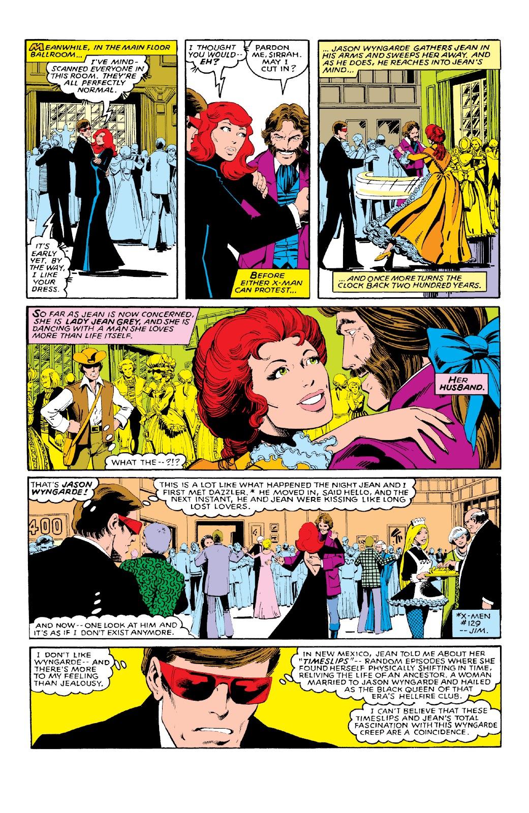 Read online X-Men Milestones: Dark Phoenix Saga comic -  Issue # TPB (Part 1) - 68