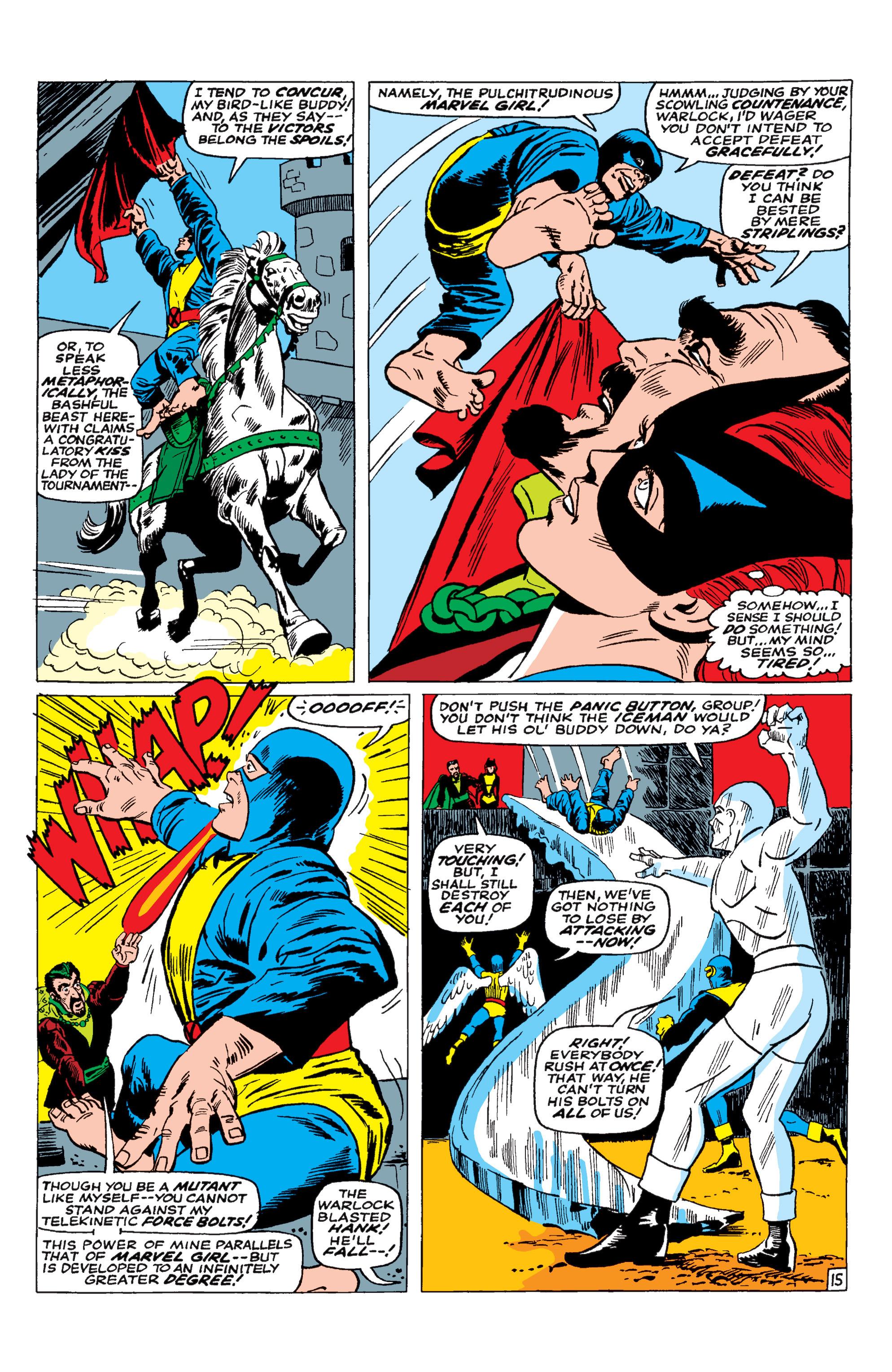 Uncanny X-Men (1963) 30 Page 15