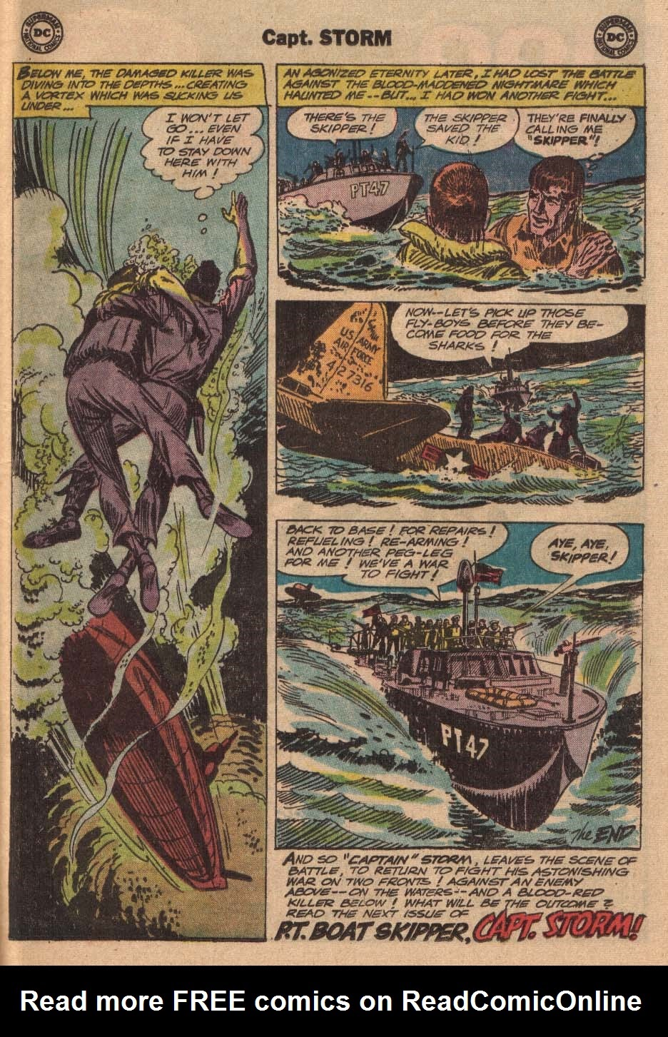 Capt. Storm issue 1 - Page 33