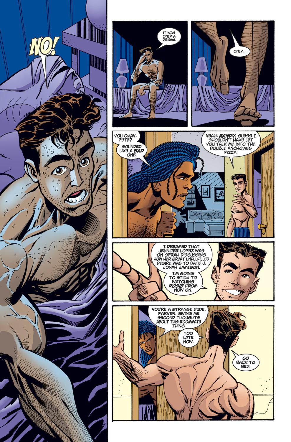 The Amazing Spider-Man (1999) 19 Page 4