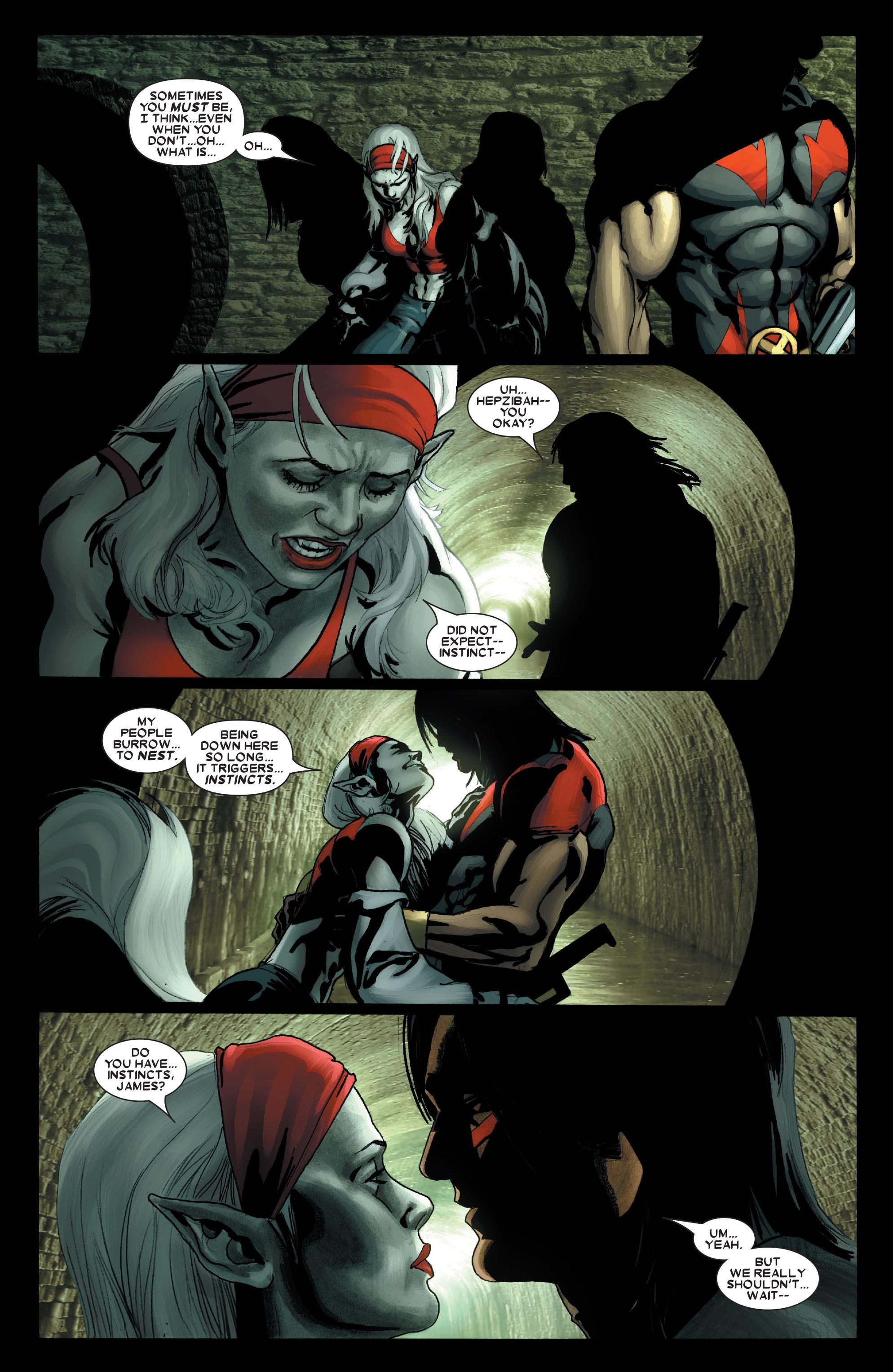 Read online Uncanny X-Men (1963) comic -  Issue #490 - 7