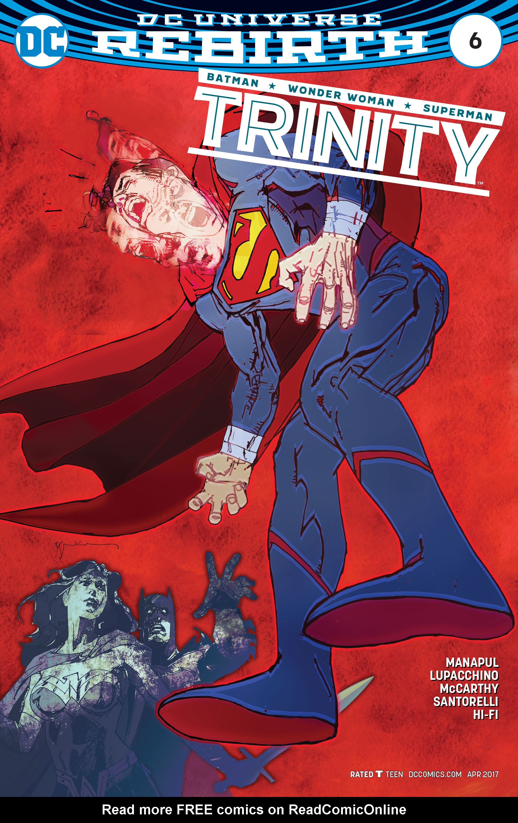 Read online Trinity (2016) comic -  Issue #6 - 3