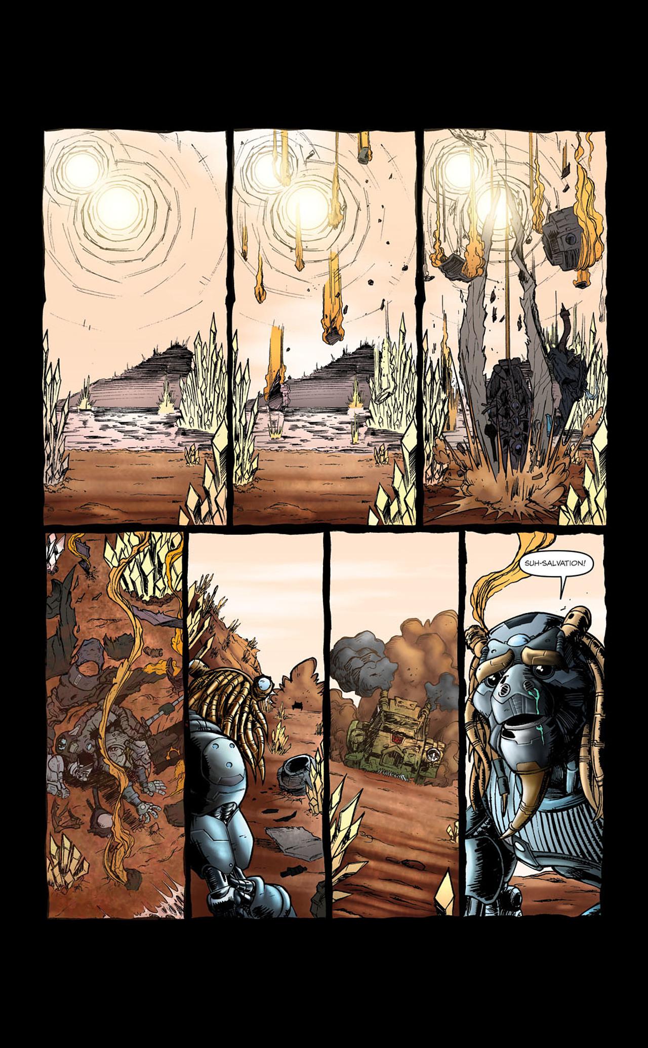 Read online Transformers Spotlight: Kup comic -  Issue # Full - 6