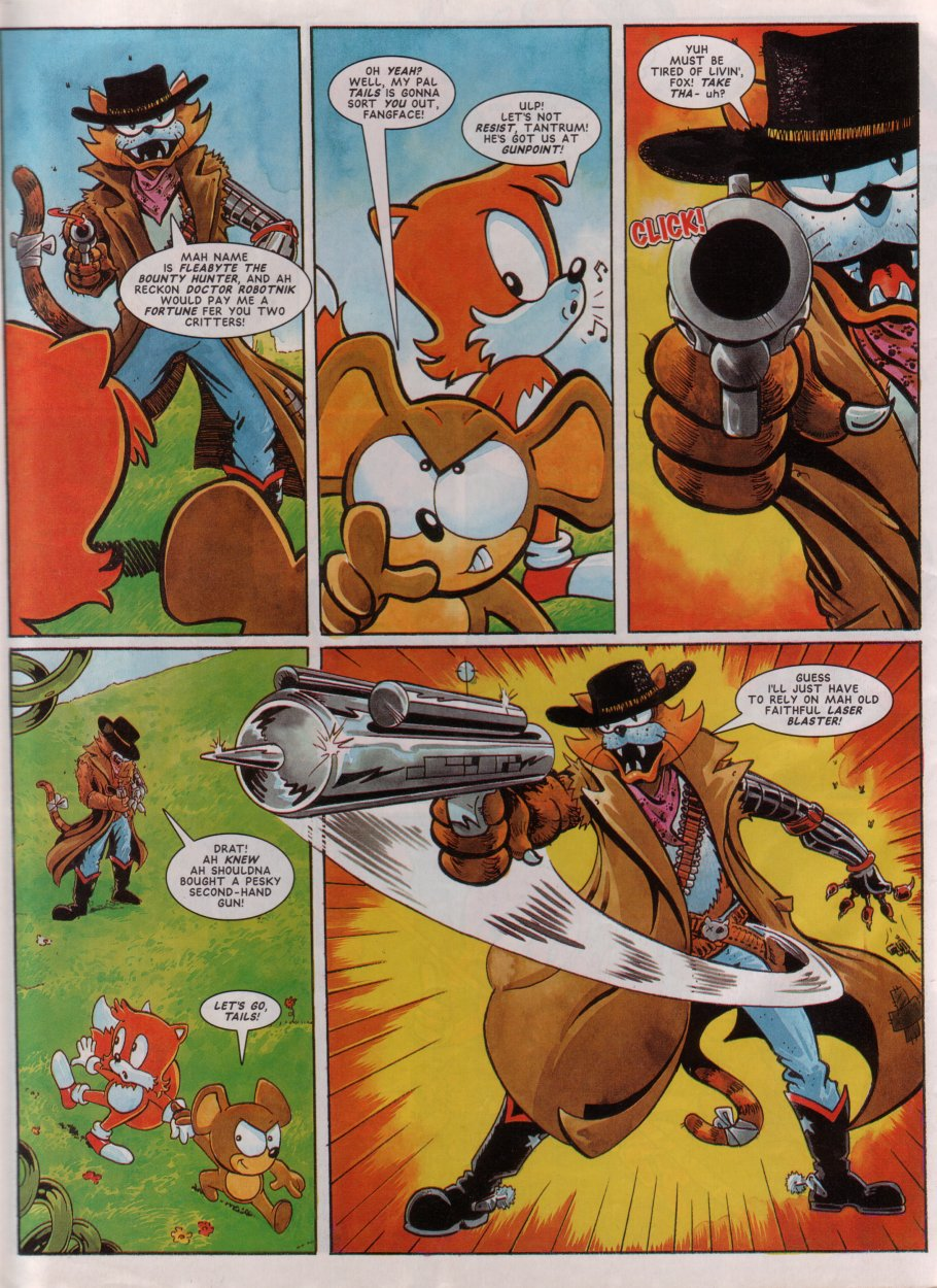 Read online Sonic the Comic comic -  Issue #73 - 29