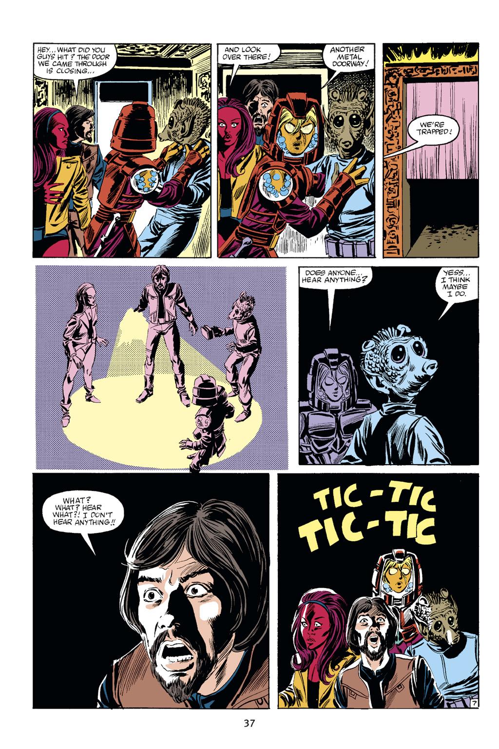 Read online Star Wars Omnibus comic -  Issue # Vol. 21 - 35