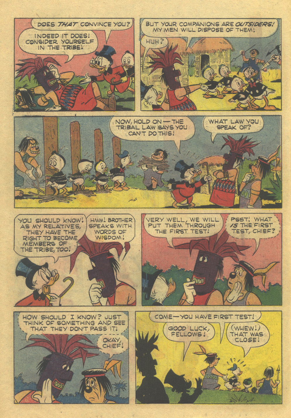 Read online Uncle Scrooge (1953) comic -  Issue #80 - 10