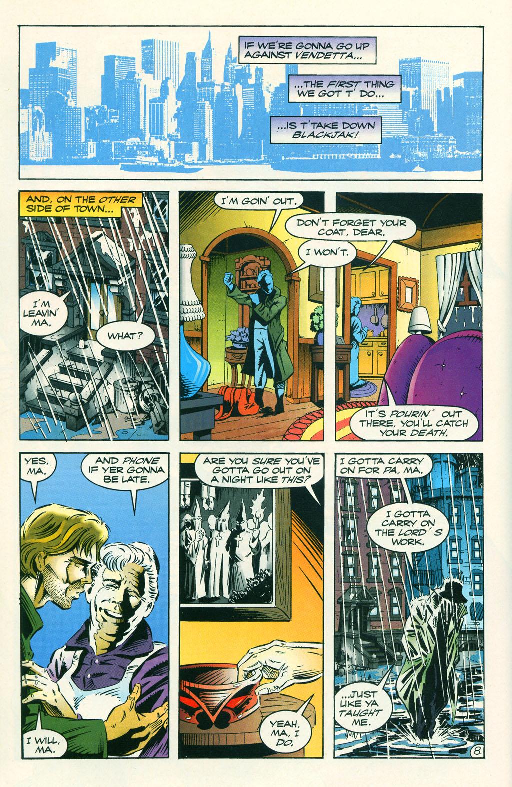 Read online ShadowHawk comic -  Issue #6 - 12